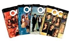 The O.C. complete season 1-4 DVD