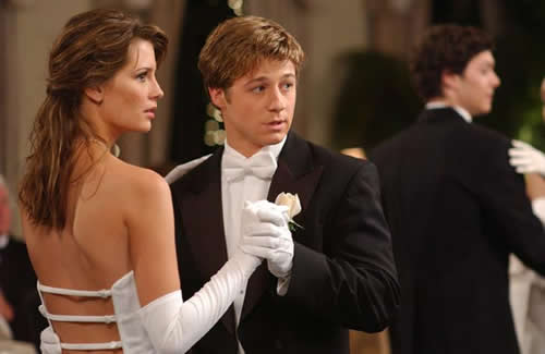 the debut episode from the OC season 1